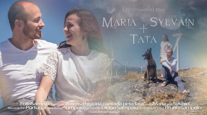 Maria . Sylvain . Tata
